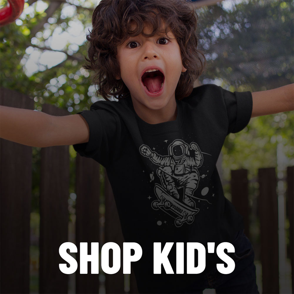 Shop Kid's Apparel
