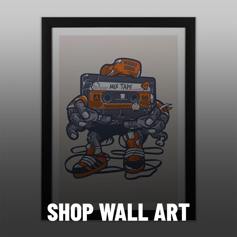 Shop Wall Art