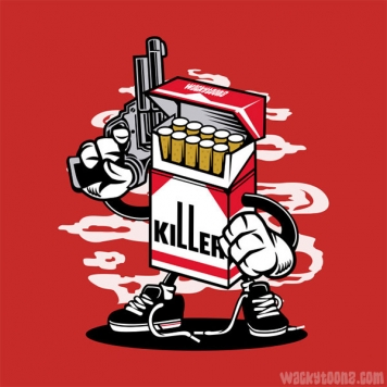 Lung Killer T-Shirt