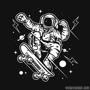 Skate Space T-Shirt